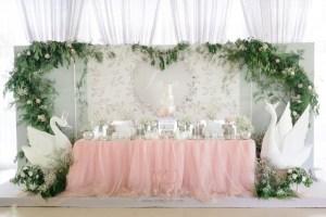 Zara's Lovely Swan Lake Themed Party – Baptismal Celebration