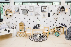 Pio's Scandinavian Panda Themed Party – 1st Birthday