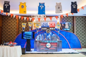 Ramsey's Inside the NBA Themed Party – 1st Birthday