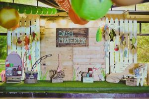Dash's Gone Fishing Themed Party – 1st Birthday