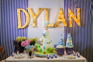 Dylan's Eclectic Travel Themed Party – 1st Birthday