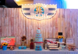 Johannes Paulo's Vintage Aviator  Themed Party – 1st Birthday