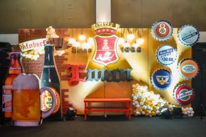 Eman's  Surprise Beerfest Themed Party – 30th Birthday