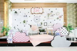 Zoe's Winter Scandinavian Themed Party – 1st Birthday