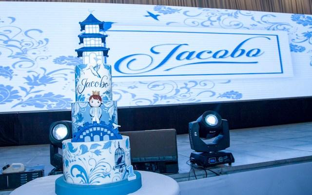 Jacobo's Chinoiserie Inspired Birthday Bash – 1st Birthday