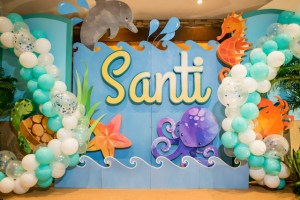 Santino's Under the Sea Themed Party – 1st Birthday