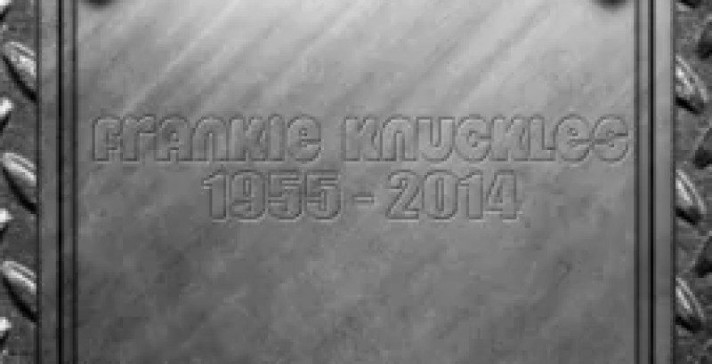 Frankie Knuckles Legend Silver 240