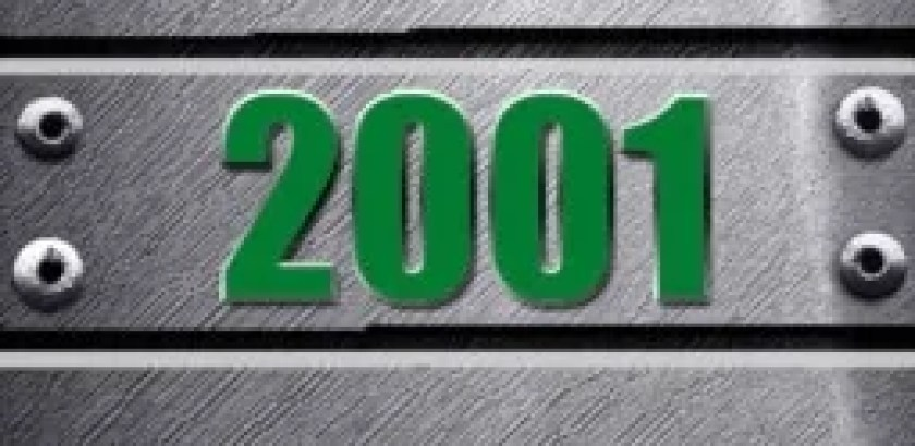 Year end Edition 2001