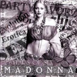 Madonna, Frida, Sex, Erotica