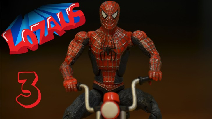 SPIDERMAN-Stop-Motion-Action-Video-Part-3