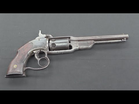 Savage-Navy-Revolver-Almost-Double-Action