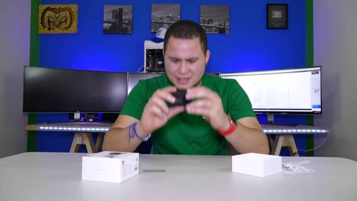 UNBOXING-YI-ACTION-CAM-4K-MUESTRA-GRABACION