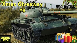 8th-Day-of-Xmas-Giveaway-WZ-131-Light-Tank-Action-World-of-Tanks