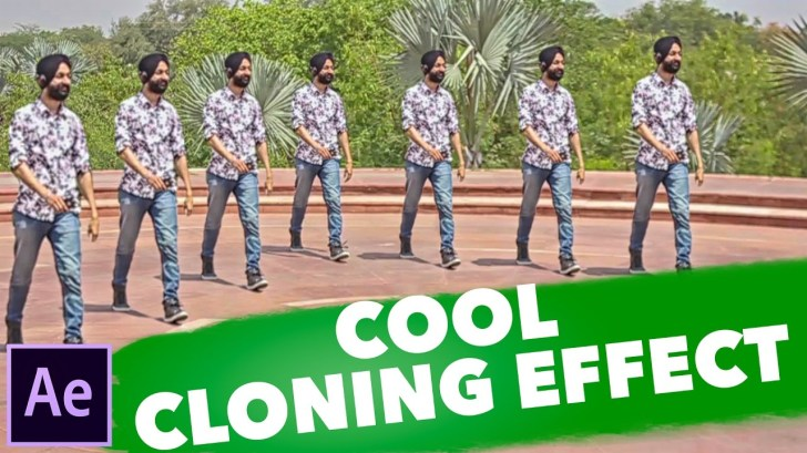 Cool-Cloning-Effect-For-Music-Videos-After-Effects-VFX-Tutorial-Raj-Angad-vines
