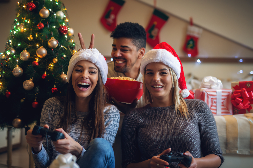 CHRISTMAS PARTY GAMES EVERYONE WILL LOVE!