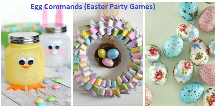 Easter Party Games