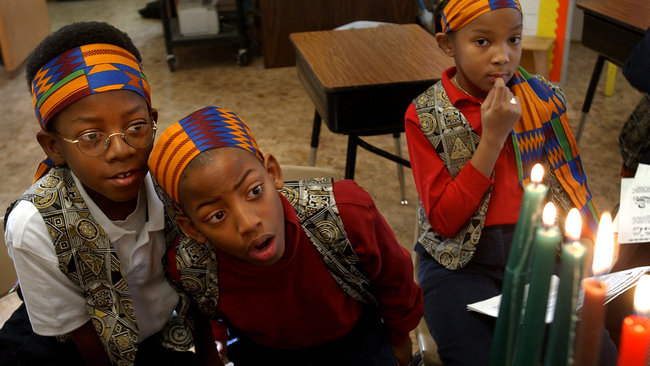 Kwanzaa Party Games