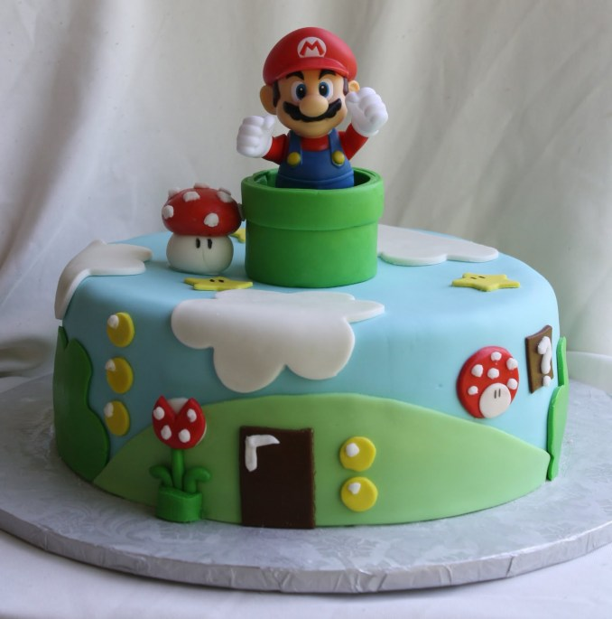Mario Birthday Party Games