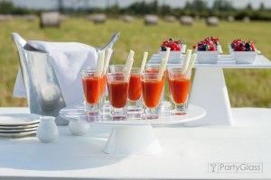 Аренда красивой посуды для фуршета в СПб