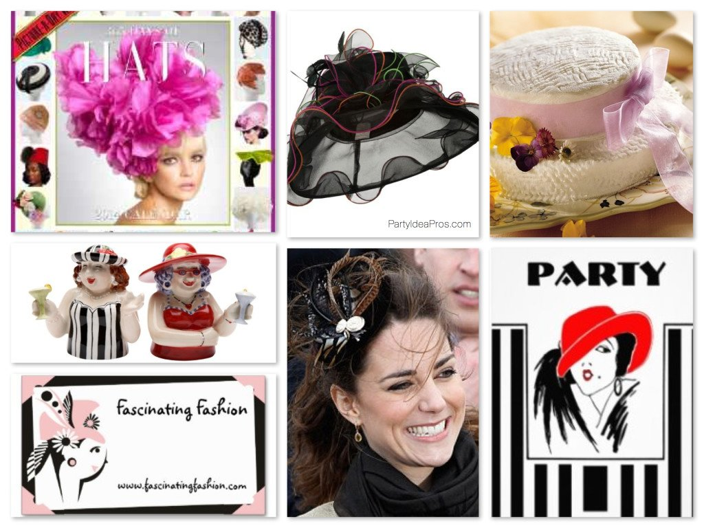Hats On Hat Theme Party Planning Ideas Amp Supplies