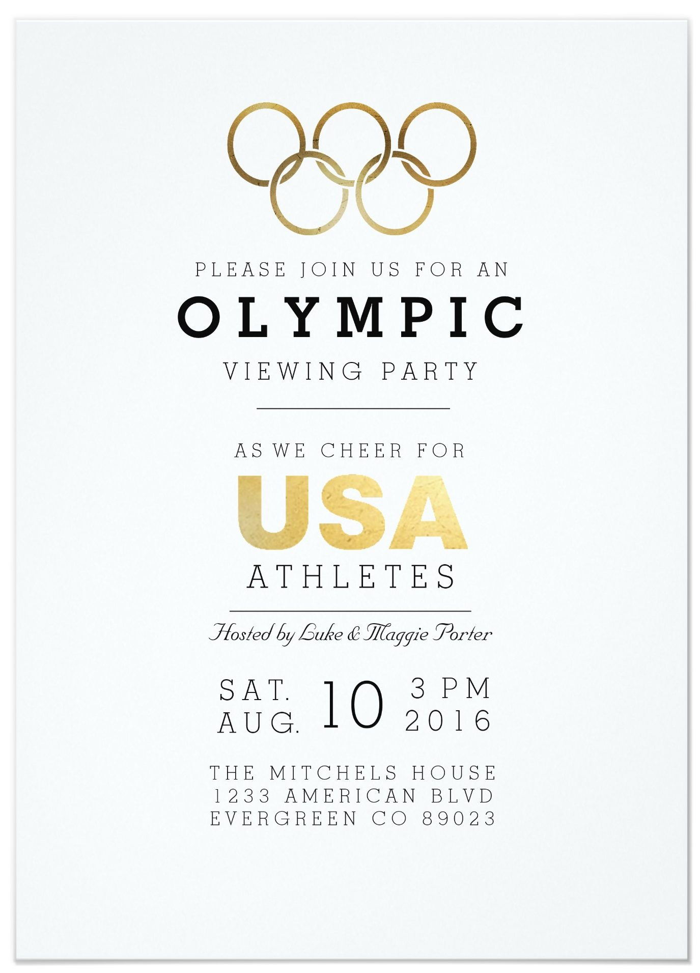 Olympic Theme Party Planning Ideas Amp Supplies