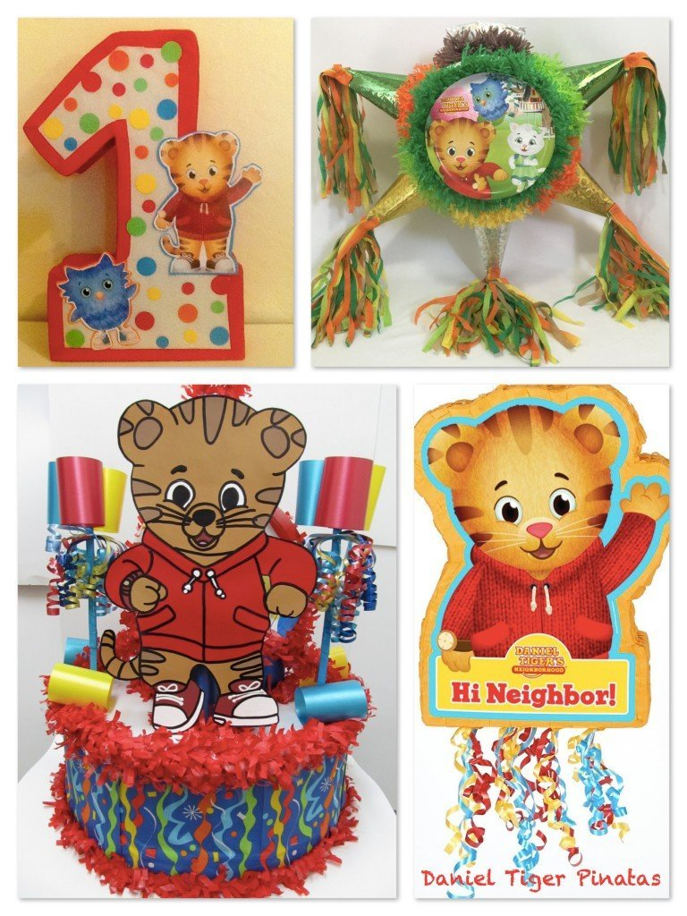 Daniel Tiger Birthday Party Planning Ideas Supplies Kids Party Themes Partyideapros Com