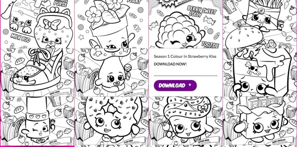 Shopkins Birthday Party Planning Ideas Amp Supplies Theme