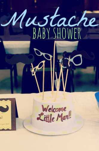 Meet the man mustache baby shower party ideas sisters jen and shannon share their idea for a little boy baby shower this theme is sophisticated but still playful they show some neat food ideas m4hsunfo