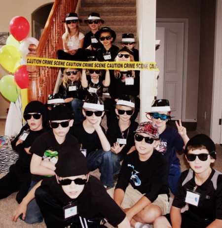 spy party