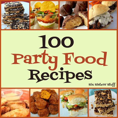 Party Food Recipes
