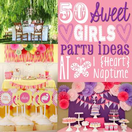 Awesome-Girls-Party-Ideas