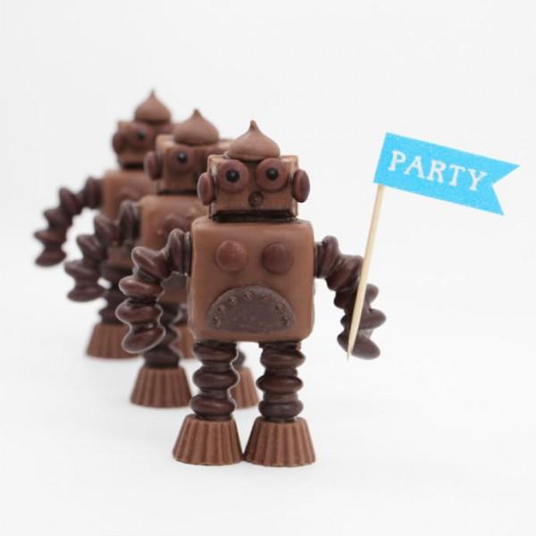 Chocolate-Robots