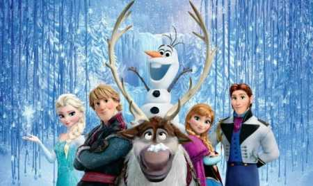 Frozen Summer Party Ideas