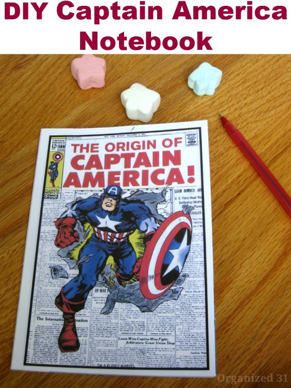 Diy-Captain-America-Notebook-v