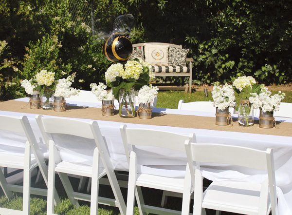 bumblebee table