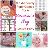 8 Kid-Friendly Party Games for a Valentine's Day Festive Party
