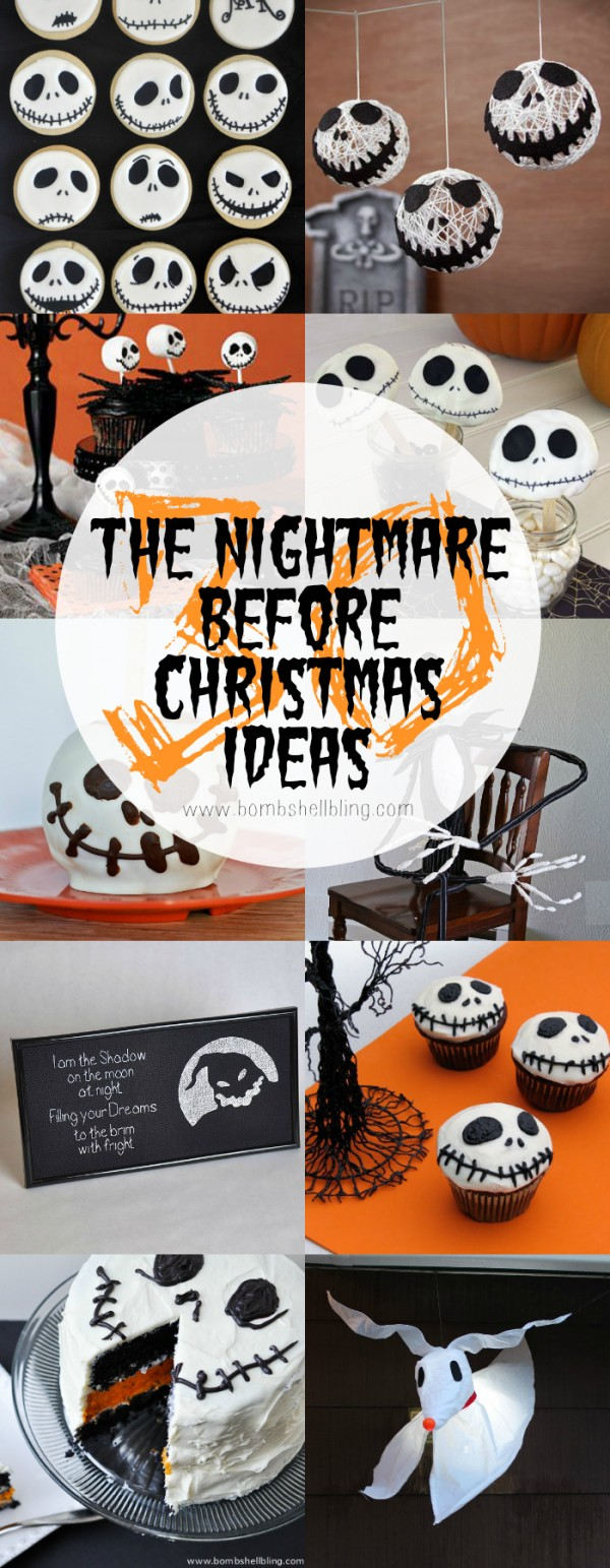 30-The-Nightmare-Before-Christmas-Ideas – Party Ideas
