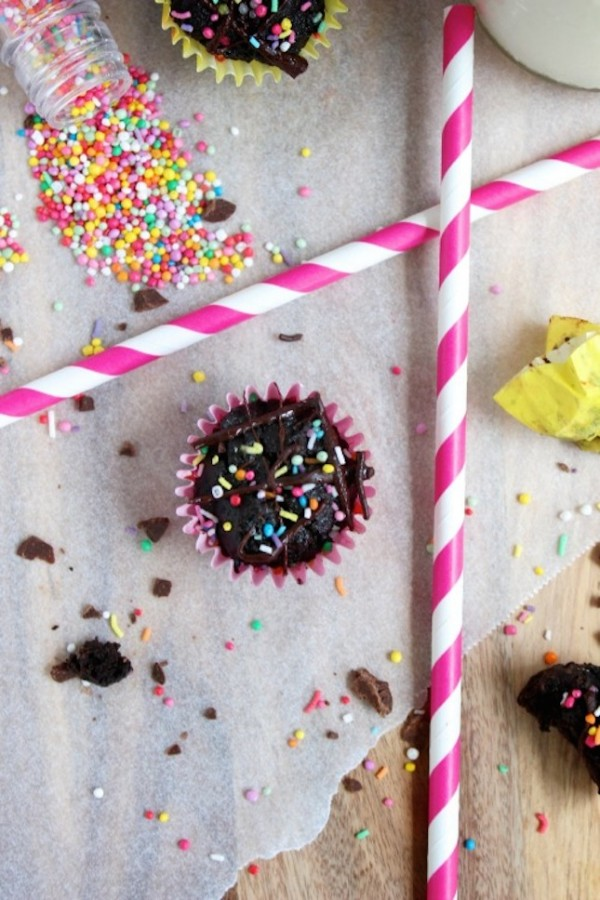 Healthy birthday cake alternatives