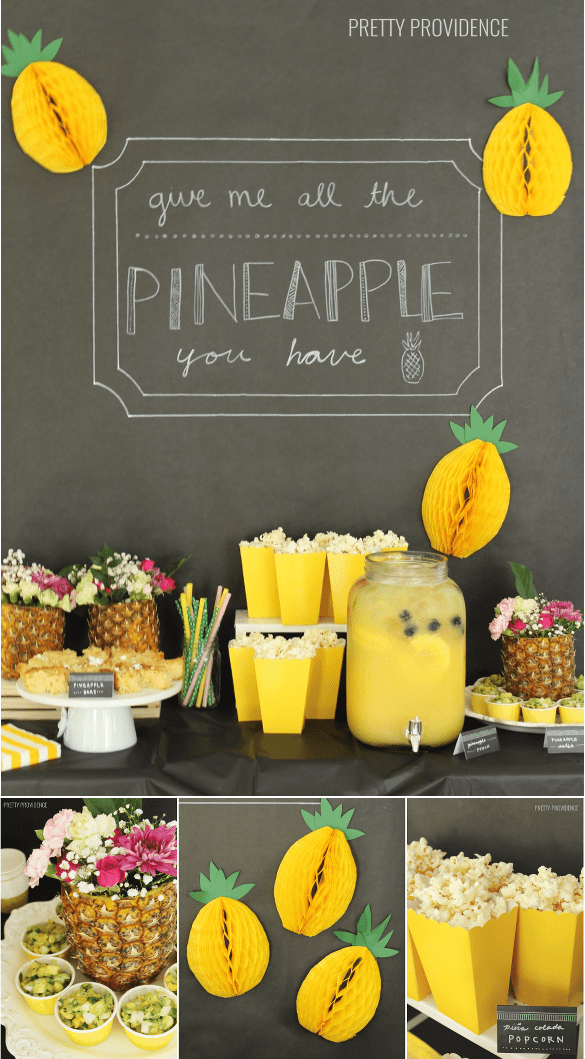 pineapple-party