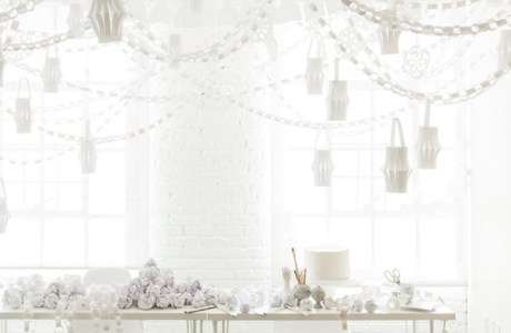 Inexpensive Paper Party