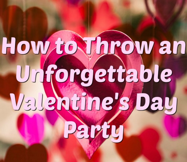 Cool 62 Extraordinary Valentines Day Party Photo Ideas Images ...