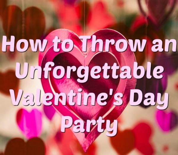 Unusual 62 Extraordinary Valentines Day Party Photo Ideas Ideas ...