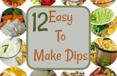 12 Party Dips You Can Make From Scratch