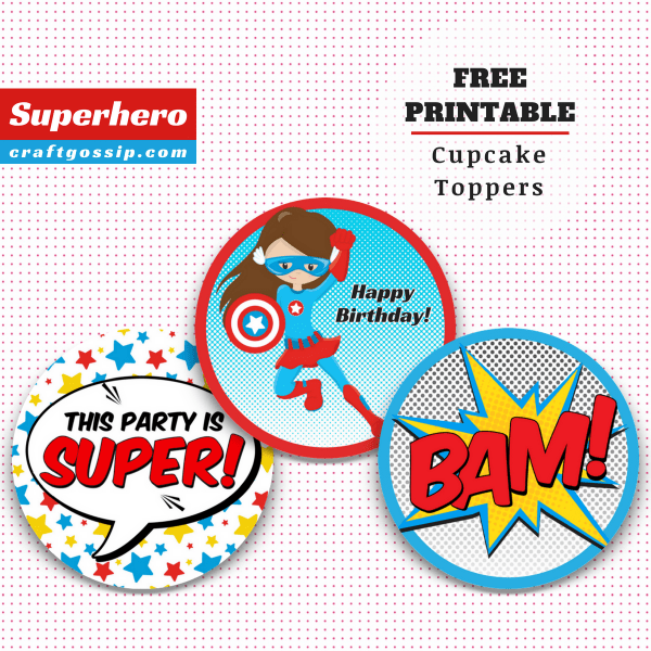 image regarding Free Superhero Party Printable titled Absolutely free Tremendous Hero Occasion Printables For Females Occasion Strategies