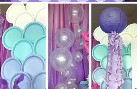 Summer Mermaid Party Idea