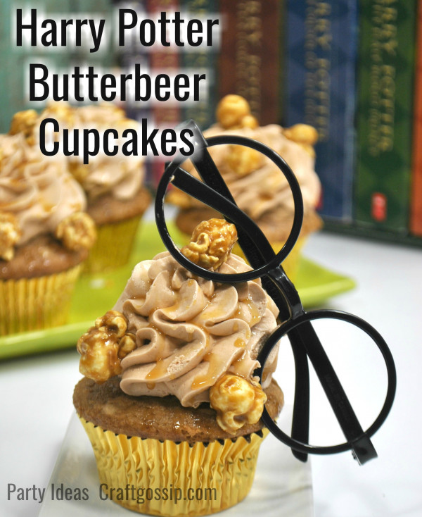 Harry Potter Party Cupcakes Party Ideas