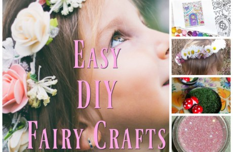 11 Easy Fairy Party Craft Ideas