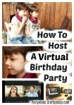 How To Host A Virtual Online Birthday Party