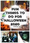 Things To Do For Halloween 2020