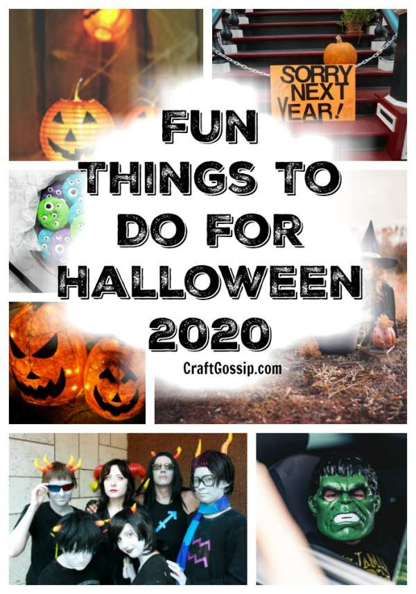 Things To Do For Halloween 2020 Things To Do For Halloween 2020 – Party Ideas   Carelyst